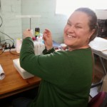 Dani M threading in the overlocker classes.