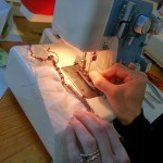 Changing tensions in the overlocker classes