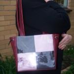 Alisons kimono bag upclose