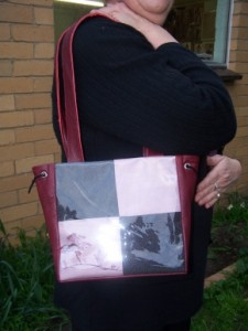 Alsion D Kimono Bag