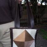 Goemetrics for the kimono bag