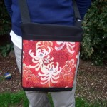 Kimono Fabric Urban Messenger