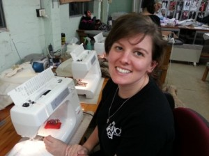 Meet Nicole who has been with Designer Stitch for 7 years.