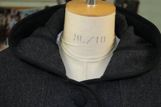 hood facing