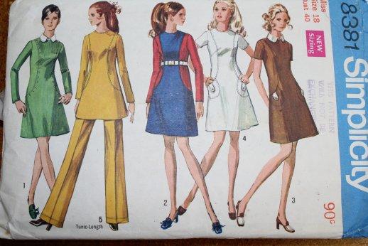 Vintage Pattern - Circa 1967-69