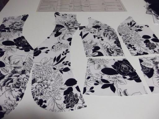 Cut out pieces 1