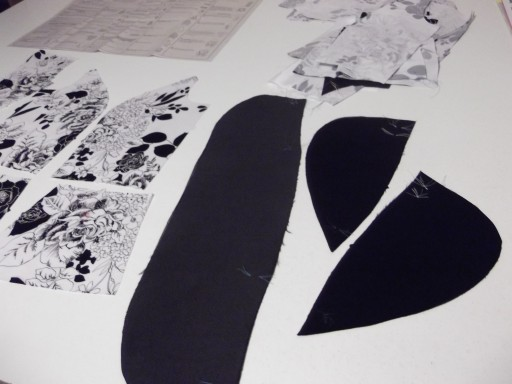 Cut out pieces 2