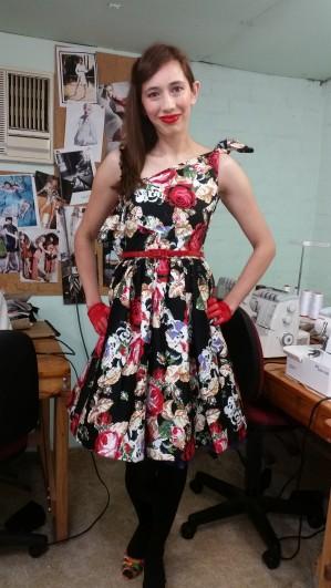 fiona vintage dress 6