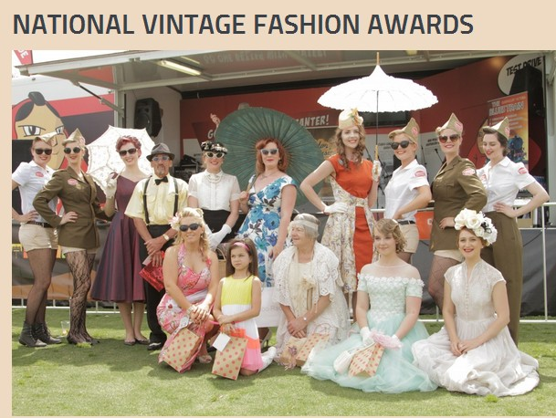 national vintage fashion awards
