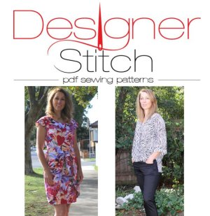 Designer Stitch PDF Sewing Patterns
