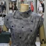 Close up of Cotton Dress