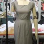 Vintage Dress First Production Sample