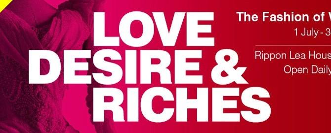 Love Desire Riches