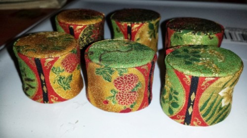 Hand Made Pattern Weights